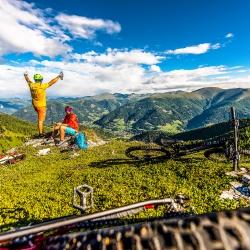 Kaiserburg Bike Gipfel © BRM - Franz Gerdl
