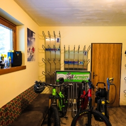 Schi Bike Raum
