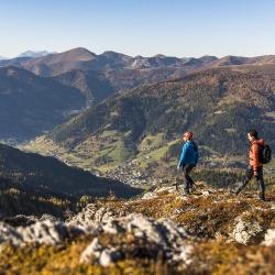 Wandern auf der Kaiserburg, Gratis Bergfahrt mit der Kärnten Card