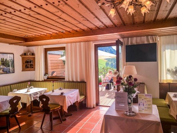 Sala colazione/ Terrazzo