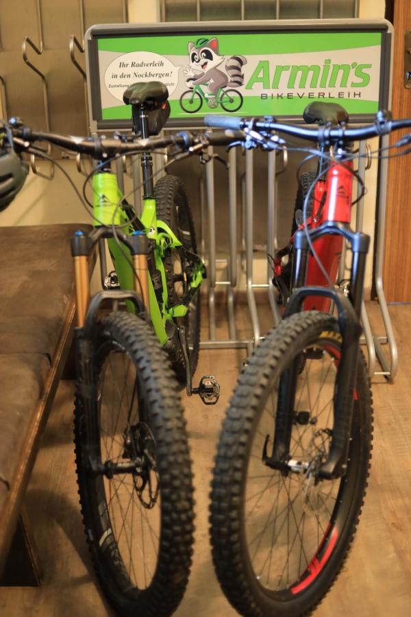 Your biking holiday at Ronacherhof